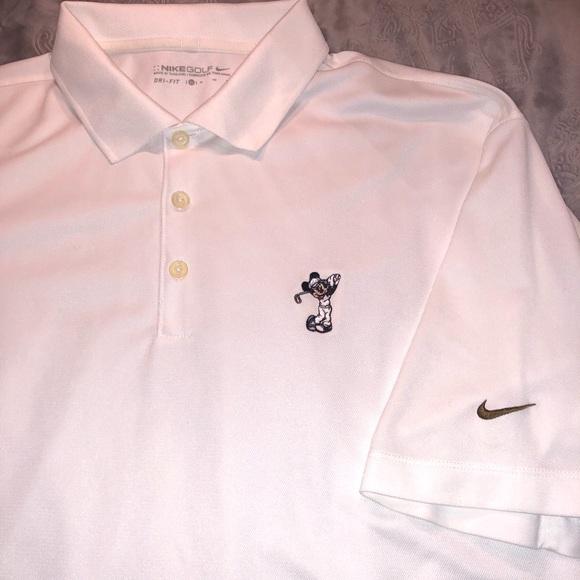 d25a5dcb Disney Mickey Mouse Nike Golf Polo Dri Fit Shirt. M_5cad5f5d9d3b78c4da18c010